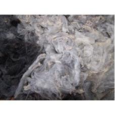 Vousky z shetlandské vlny 15g